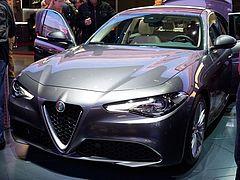 Alfa Romeo Giulia 200 Super Edizione 2.2 Diesel 16V