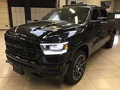 Dodge RAM 2019 LARAMIE BLACK APP - FULL - € 59.000