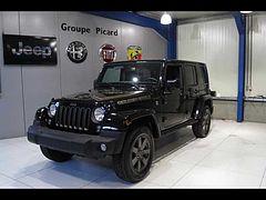 Jeep Wrangler Golden Eagle JK Unlimited 3.6 V6