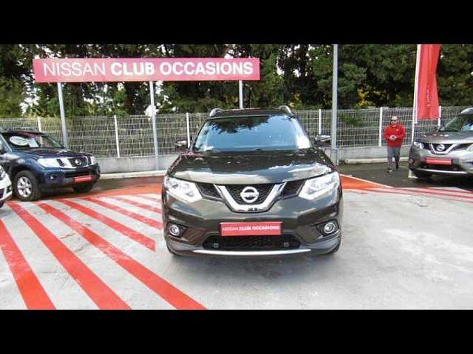 Nissan X-Trail 1.6 dCi 130ch Tekna Xtronic Euro6 7 places