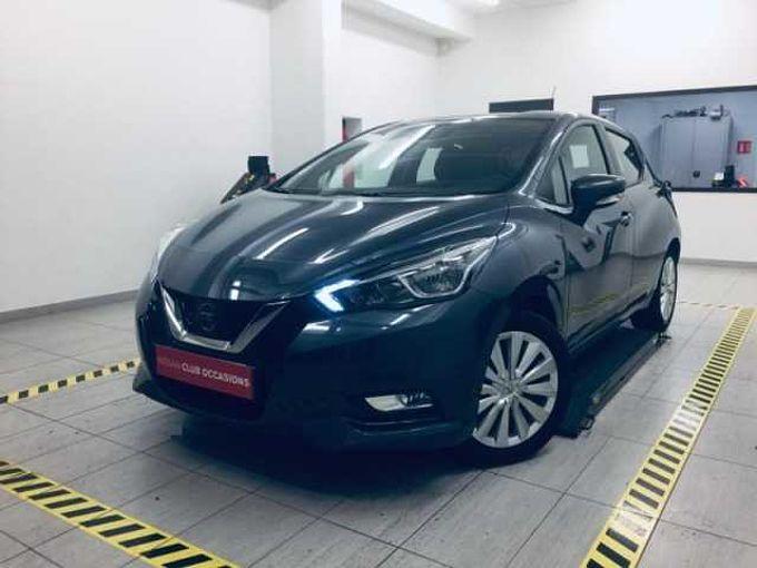 Nissan Micra 1.0 IG 71ch Acenta 2018 Euro6c