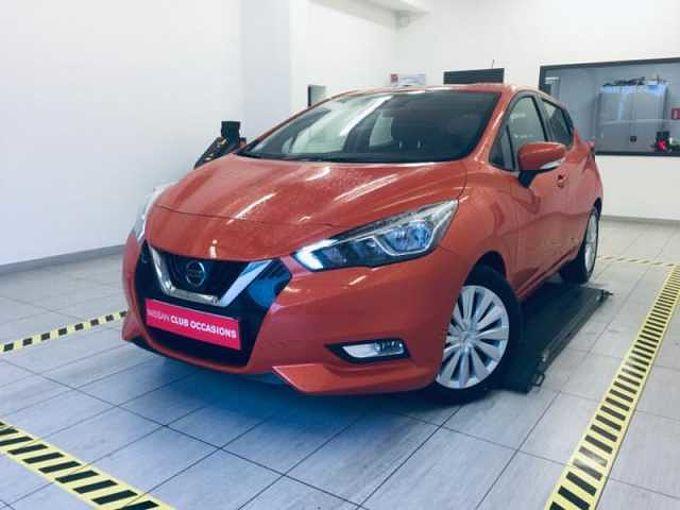 Nissan Micra 1.0 IG 71ch Acenta 2018