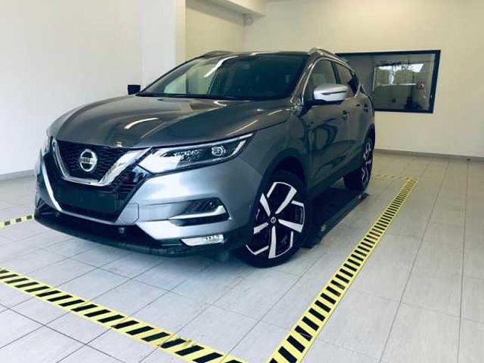 Nissan Qashqai 1.6 dCi 130ch Tekna+ Intelligent 4x4