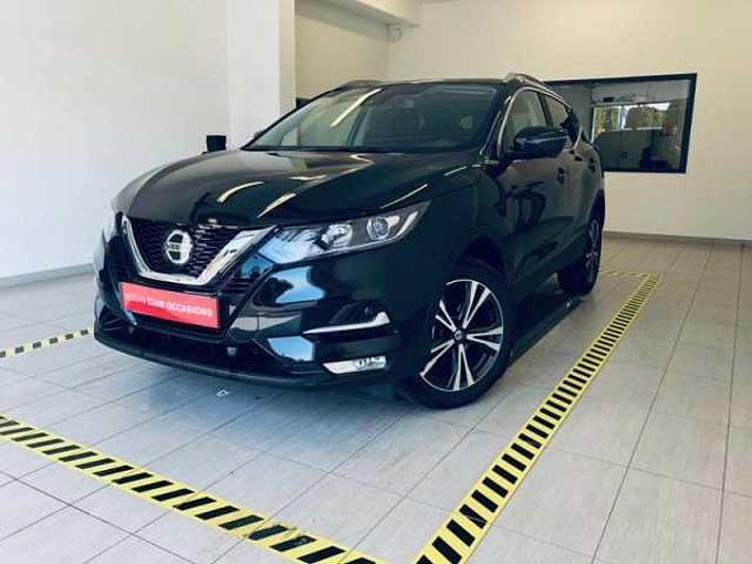 Nissan Qashqai 1.3 DIG-T 140ch N-Connecta Euro6d-T