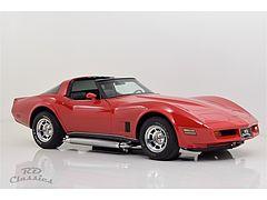 Corvette C3 Sidepipes