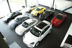 Porsche Cayenne (E3)