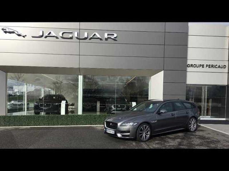 Jaguar XF Sportbrake 2.0D 240ch R-Sport AWD BVA