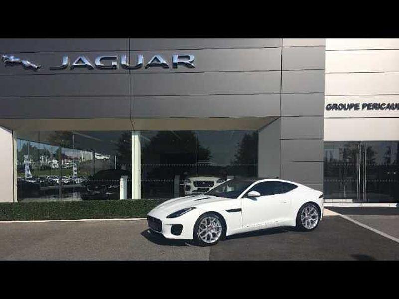 Jaguar F-Type Coupe 2.0T 300ch R-Dynamic BVA8