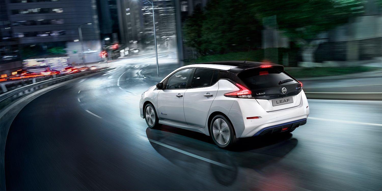Nissan Nuova Nissan Leaf