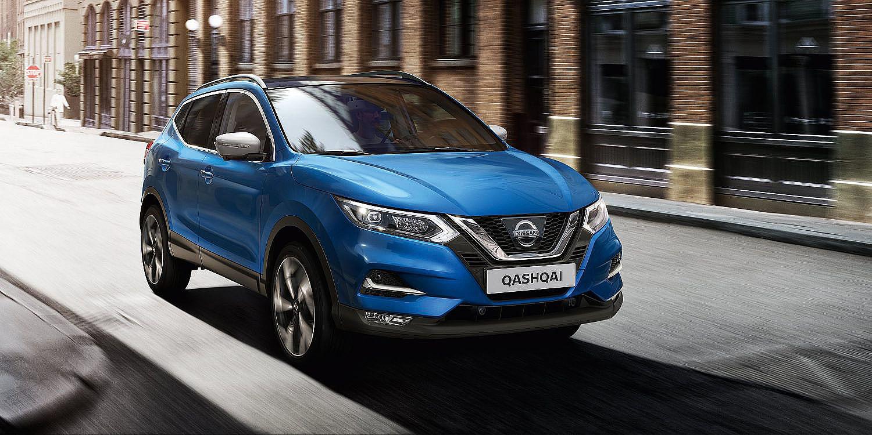 Nissan Nuovo Qashqai