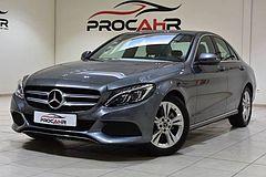 Mercedes-Benz C 200 d AUTOMATIQUE*CUIR*LED*NAVI*CAMERAS*CRUISE*CLIM