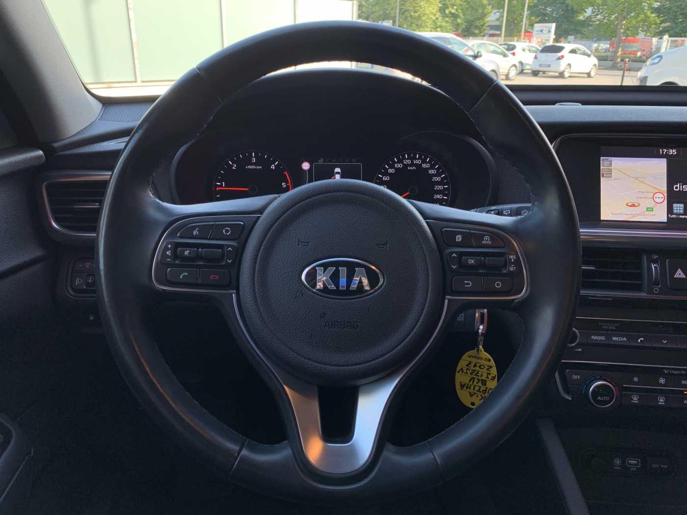 Kia Optima 1.7 CRDi Stop&Go Sportswagon Business Class