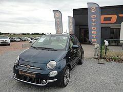 Fiat 500 1.2i Lounge NAVI- parkeersensor - Auto  Airco - 16