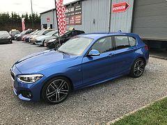 BMW 116 SUPERBE!!! M PACK !!  CUIR--CLIM--GPS-LED-GARANTIE
