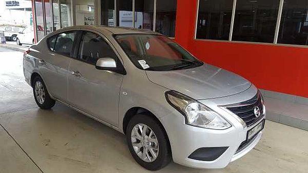 Nissan Almera 1.5 Acenta MY16 Silver