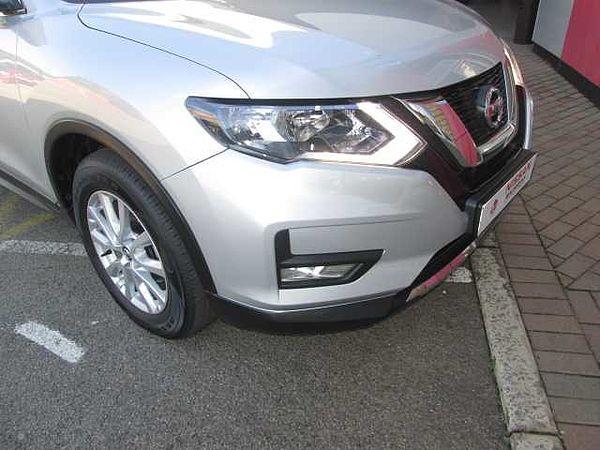 Nissan X-Trail 2.5 Acenta AWD CVT MY17 Silver