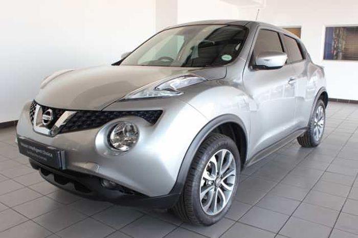 Nissan Juke 1.2DIG-T Acenta+ 5-dr MY16 Silver