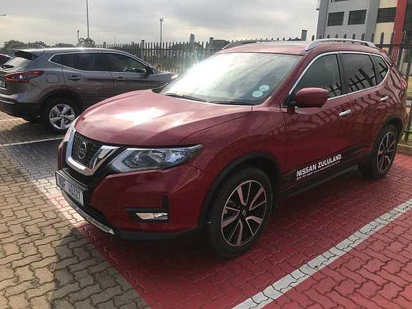 Nissan X-Trail 2.5 TEKNA 4X4 CVT Infra Red