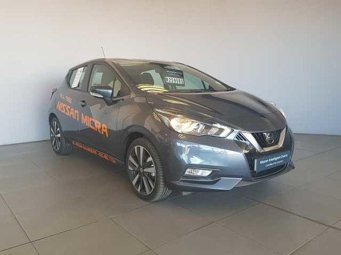 Nissan Micra 0.9T Accenta Plus Grey
