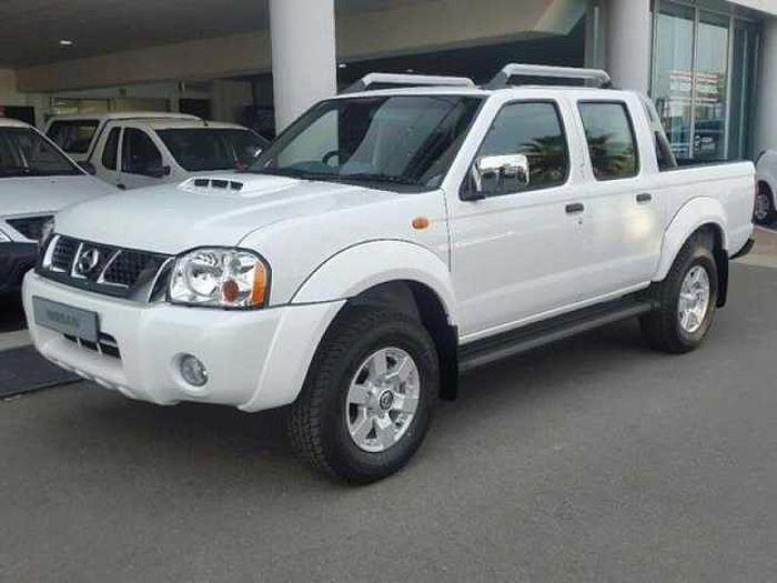 Nissan NP300 Hardbody 2.5TDi Hi-Rider PU Dsl MY18 White