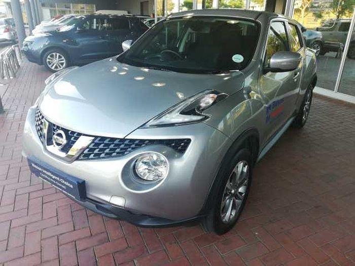 Nissan Juke 1.2DIG-T Acenta+ 5-dr MY16