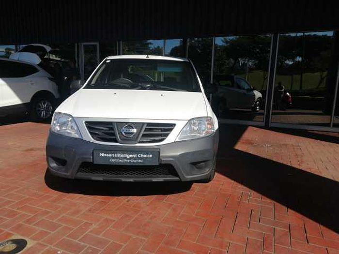 Nissan NP200 1.6 8V Base PU White