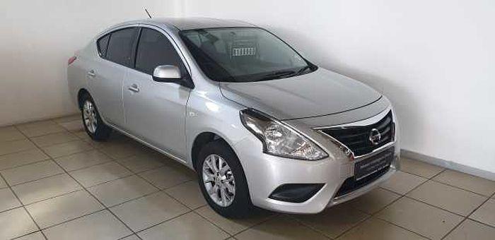 Nissan Almera 1.5 Acenta MY16 AT Silver