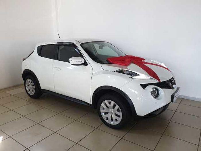 Nissan Juke 1.2DIG-T Acenta 5-dr MY16 White