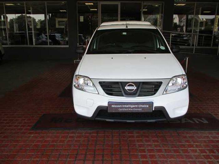Nissan NP200 1.6 8V BASE+AC SAFETY PACK Arctic White