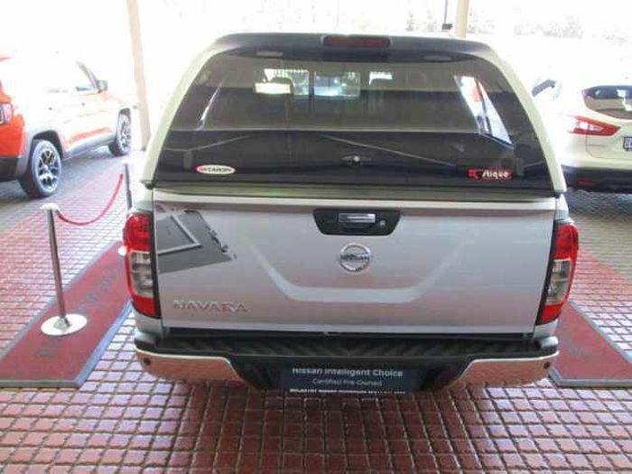 Nissan Navara 2.3 LE D-Cab Dsl PU Leather MY18 AT
