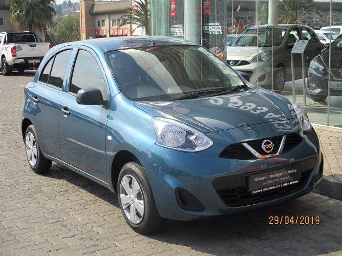 Nissan MICRA ACTIVE 1.2 VISIA Blue