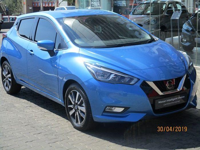 Nissan MICRA 0.9 T ACENTA Blue