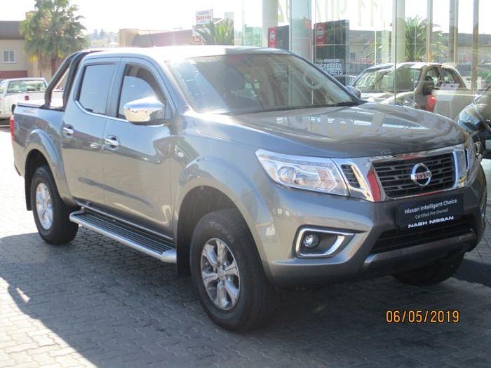 Nissan Navara 2.3 SE D-Cab Dsl PU MY18 AT Grey