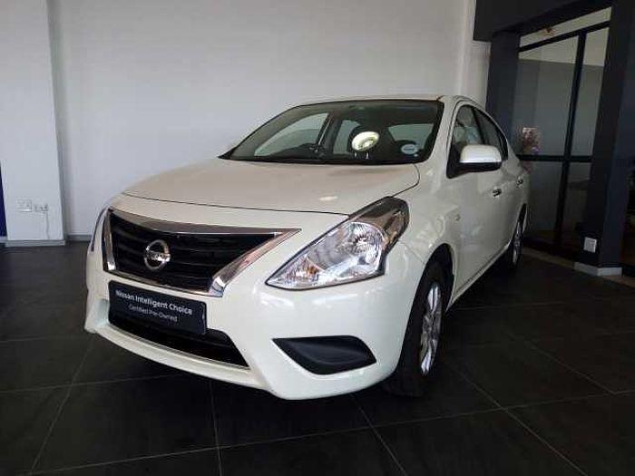 Nissan Almera 1.5 Acenta A/T Almera 1.5 Acenta A/T White