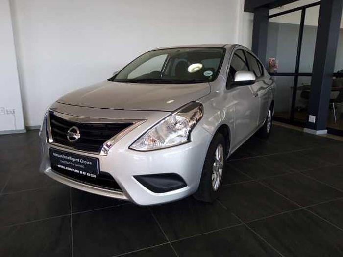 Nissan Almera 1.5 Acenta A/T 2017 Silver