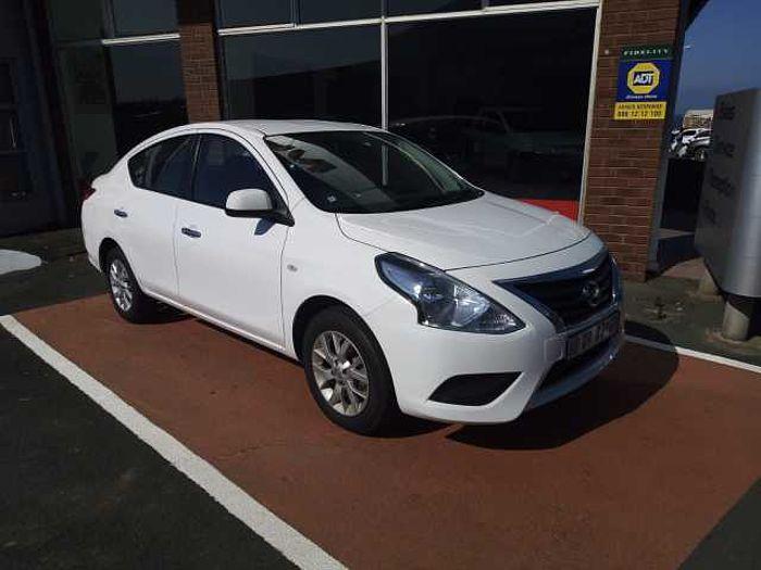 Nissan Almera 1.5 Acenta A/T  White