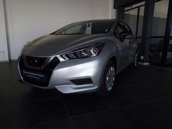 Nissan Micra Visia  Silver