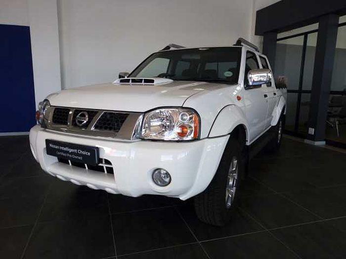 Nissan NP300 Hardbody NP300 2.5 D High D/Cab White