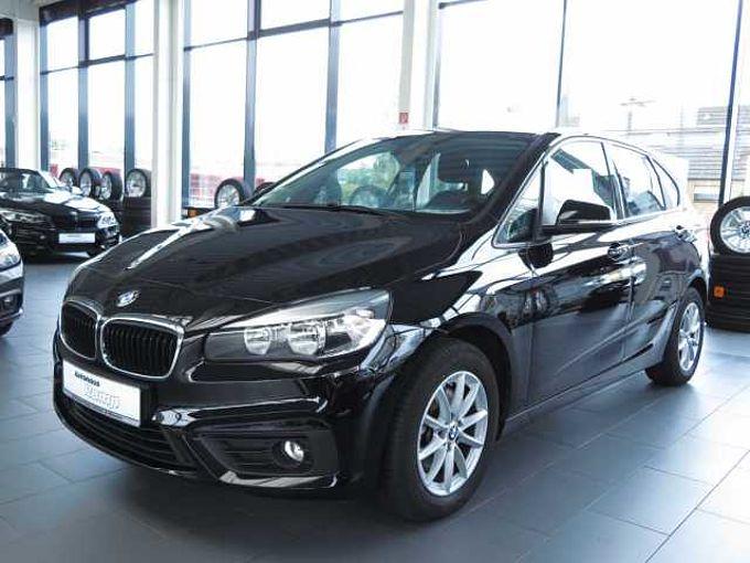 BMW 218i Active Tourer Adv. Navi,SHZ,GRA,FSE
