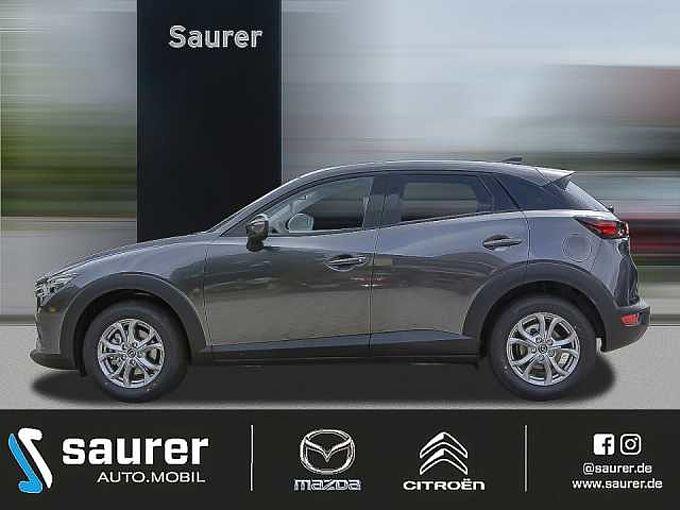 Mazda CX-3 Exclusive-Line Sitzheizung/PDC hinten/LED-Licht
