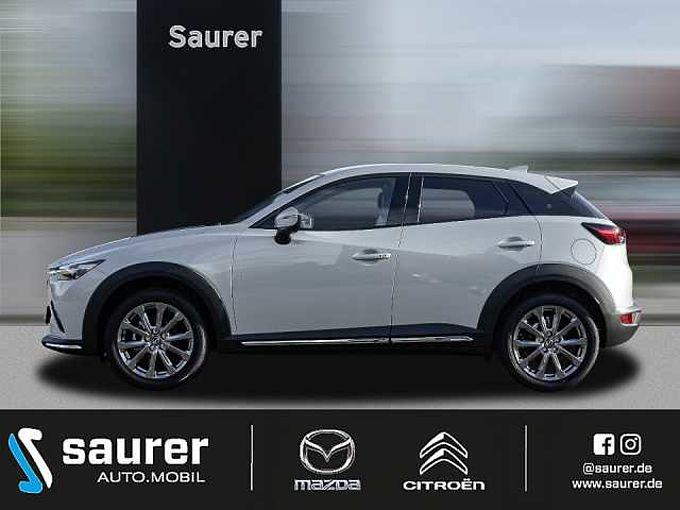 Mazda CX3 Kangei/Navi/Apple CarPlay/Sitzheizung/KlimaAT