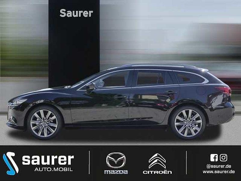 Mazda 6 Sports-Line Automatik Keyless/Kamera/Matrix-LED/Bose