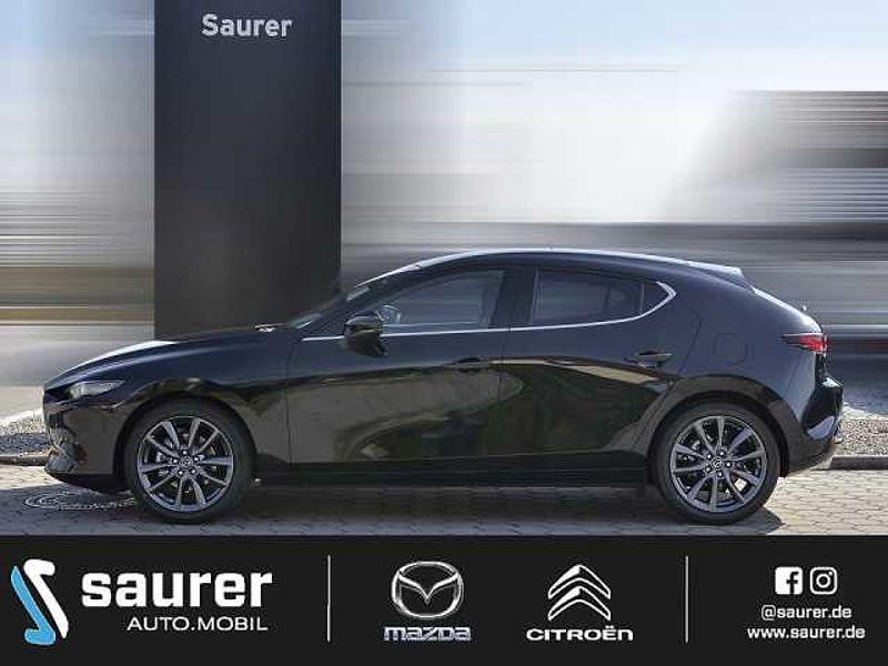 Mazda 3 Selection Matrix-LED/Bose/Head-up