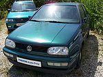 Volkswagen Golf III 1.6 Bon Jovi