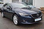 Mazda 6 2,2 Diesel Autom. Sports-Line