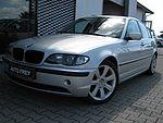 BMW 325 i Xenon*AHK*Schiebedach
