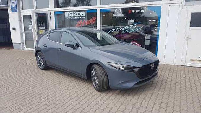 Mazda 3 SKYACTIV-G 2.0 M Hybrid SELECTION A18 BOS DES-P