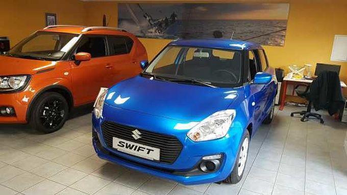 Suzuki Swift Club
