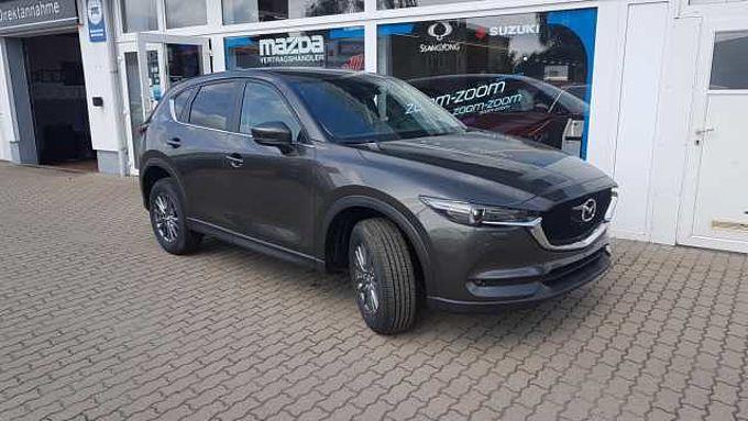 Mazda CX-5 2018 SKYACTIV-G 165 MT EXCLUSIVE NAV ACT-P