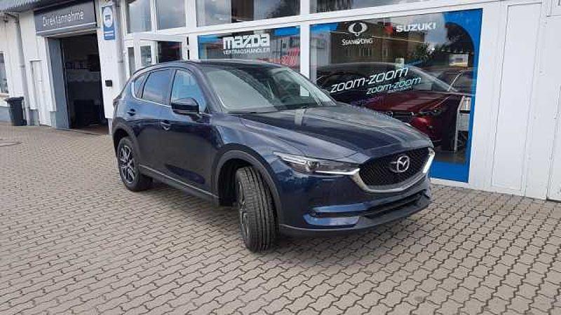 Mazda CX-5 2018 SKYACTIV-G 165 AT AWD EXCLUSIVE NAV ACT-P A19